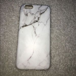 Accessories - iphone 6/6s marble case